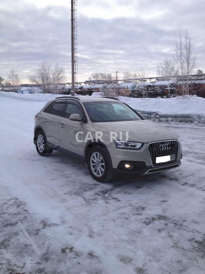Audi Q3, Ангарск
