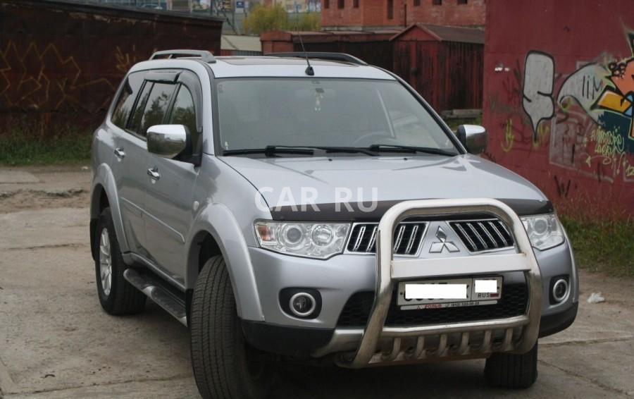 Mitsubishi Pajero Sport, Архангельск