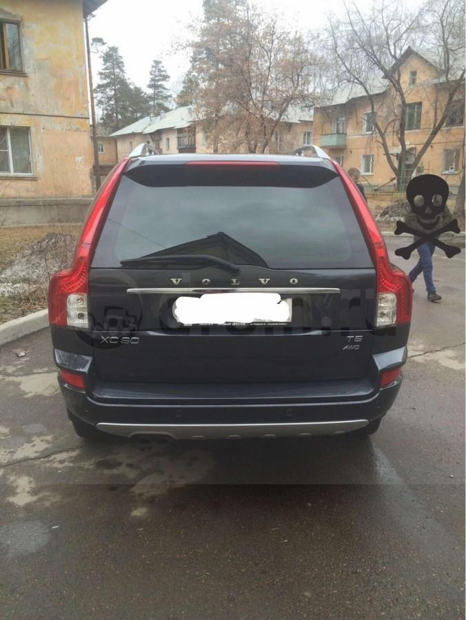 Volvo XC90, Ангарск