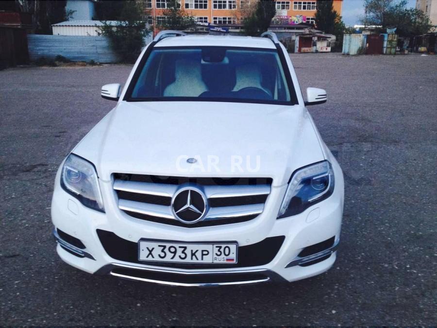 Mercedes GLK-Class, Астрахань