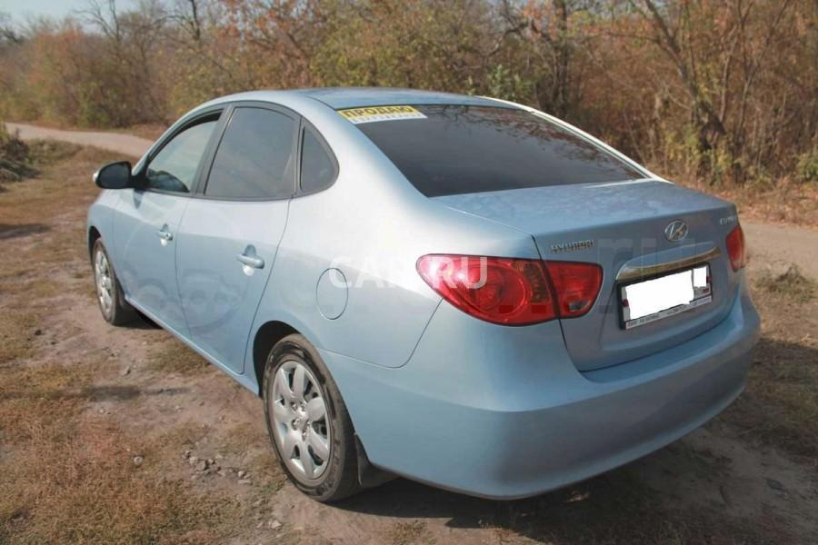Hyundai Elantra, Беково