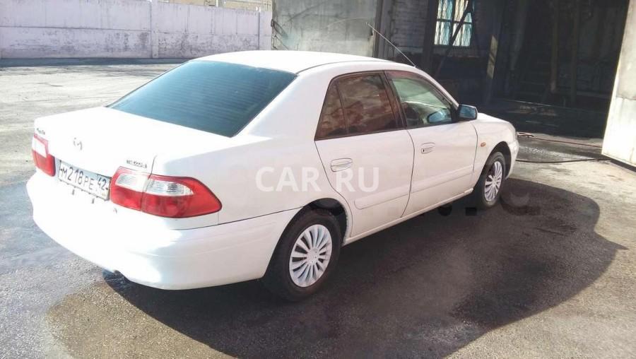 Mazda Capella, Белово