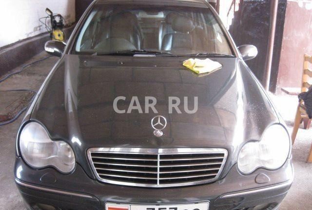 Mercedes C-Class, Алагир