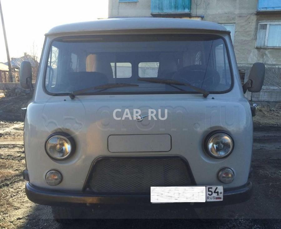 Уаз 390995, Барабинск