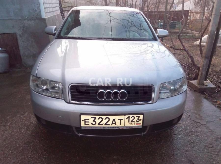 Audi A4, Бахчисарай