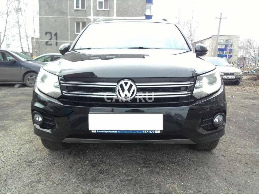 Volkswagen Tiguan, Анжеро-Судженск