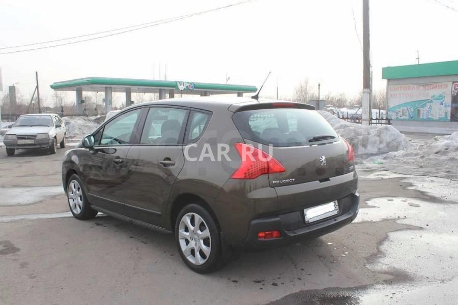 Peugeot 3008, Барнаул