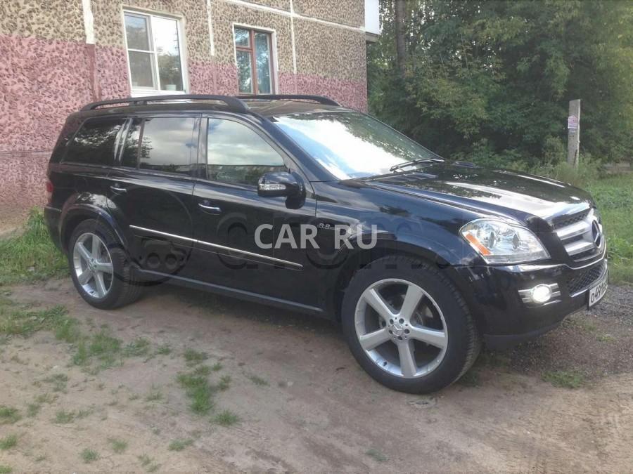 Mercedes GL-Class, Барнаул