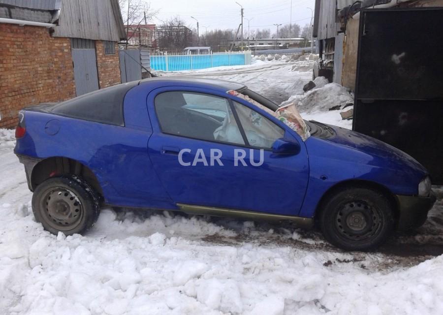 Opel Tigra, Альметьевск