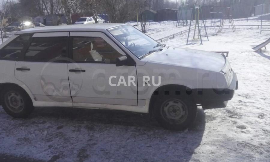 Лада 2109, Белово