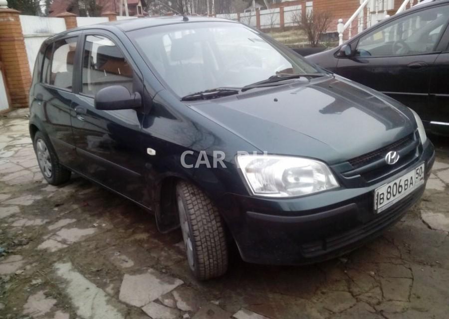 Hyundai Getz, Балашиха