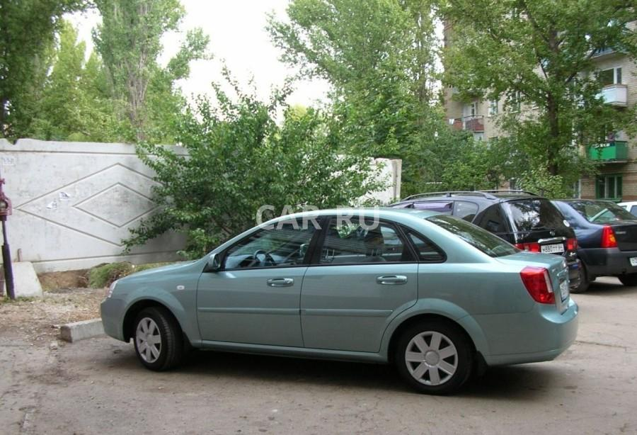 Chevrolet Lacetti, Алексин