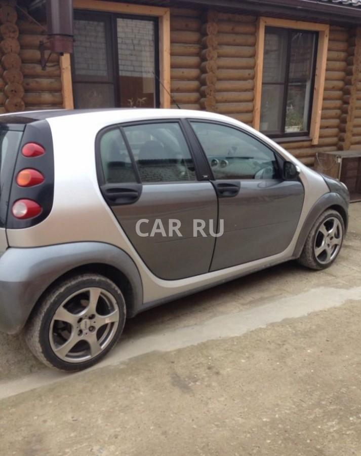 Smart Forfour, Анапа