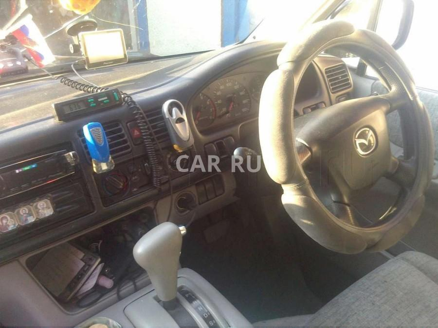 Mazda Bongo Friendee, Абакан