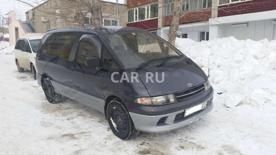 Toyota Estima Lucida, Амурск