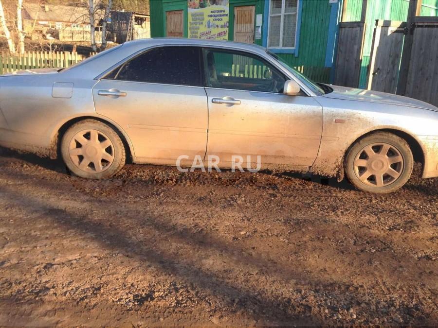 Nissan Gloria, Балаганск