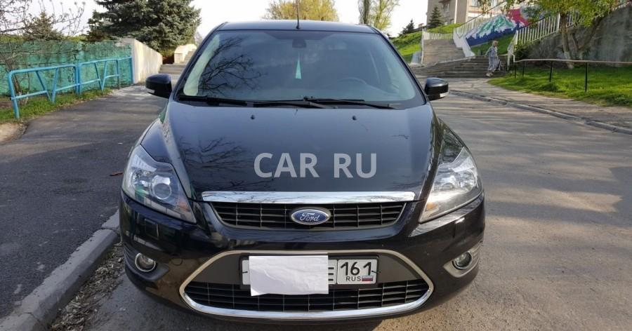 Ford Focus, Азов