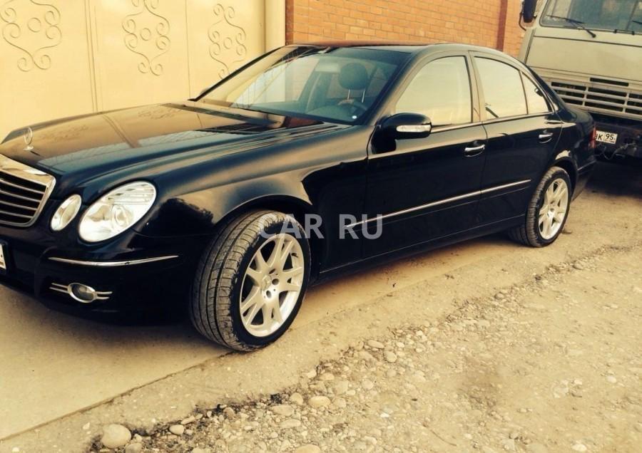 Mercedes E-Class, Бачи-Юрт