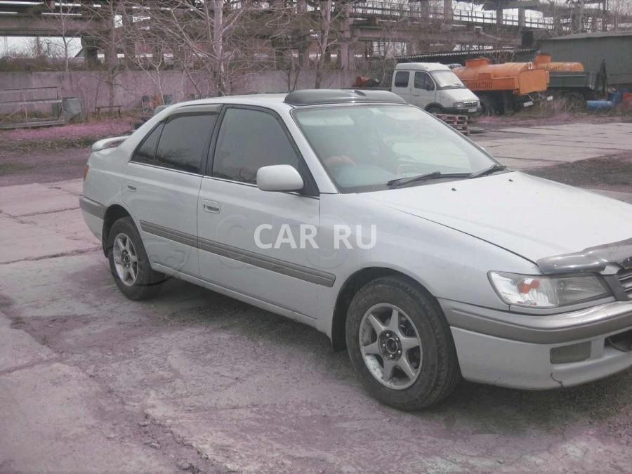 Toyota Corona Premio, Ангарск