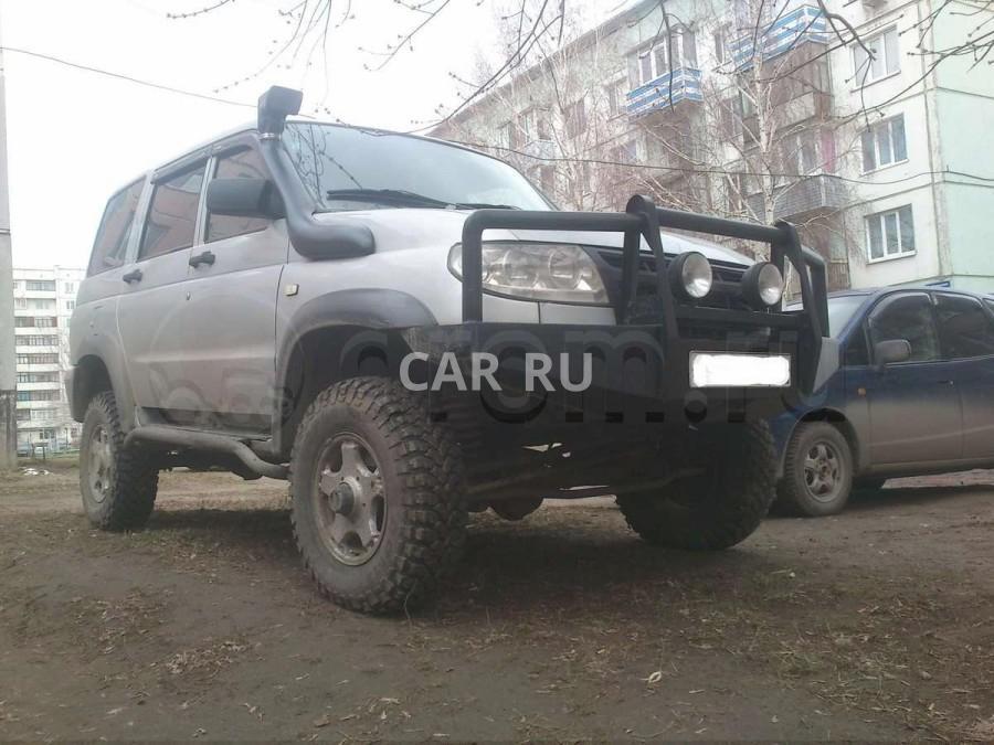 Уаз Patriot, Барнаул