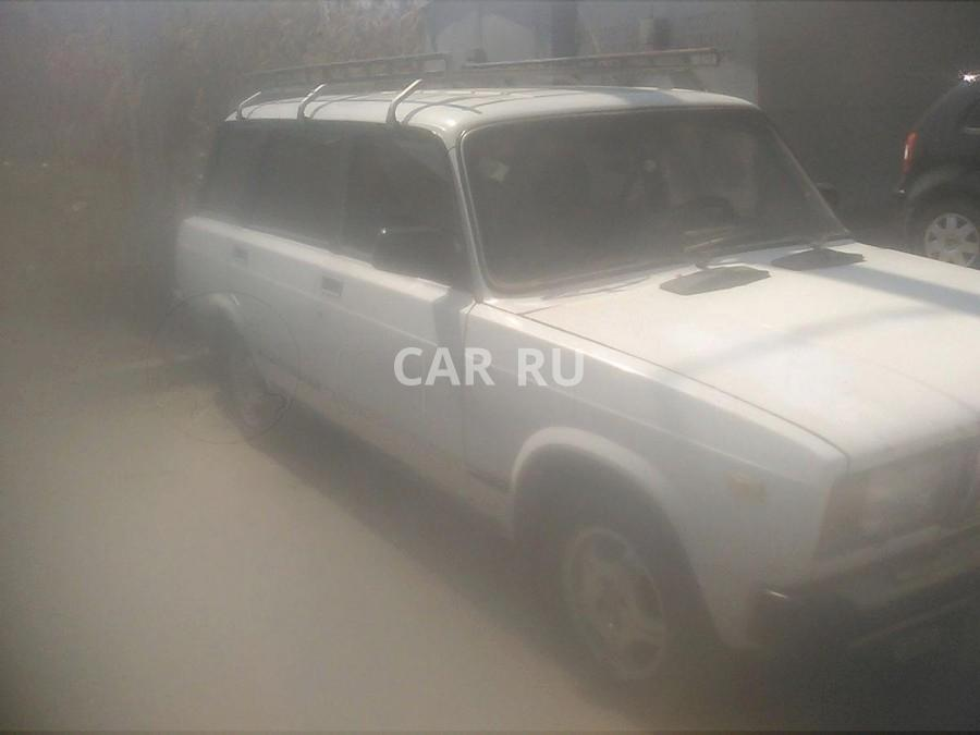 Лада 2104, Астрахань
