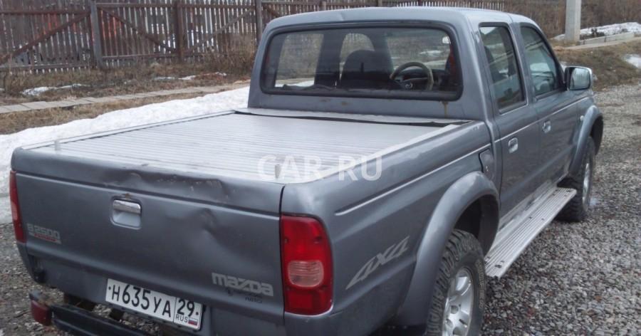 Mazda B-Series, Архангельск