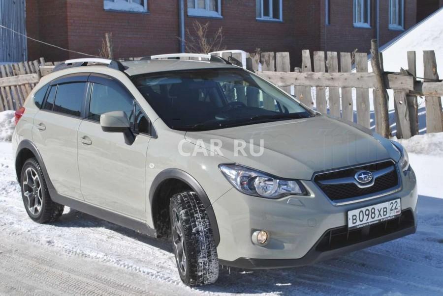 Subaru XV, Барнаул