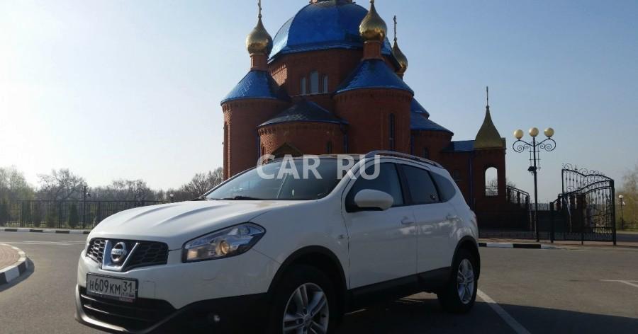 Nissan Qashqai, Белгород
