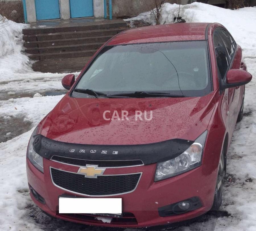 Chevrolet Cruze, Байкальск