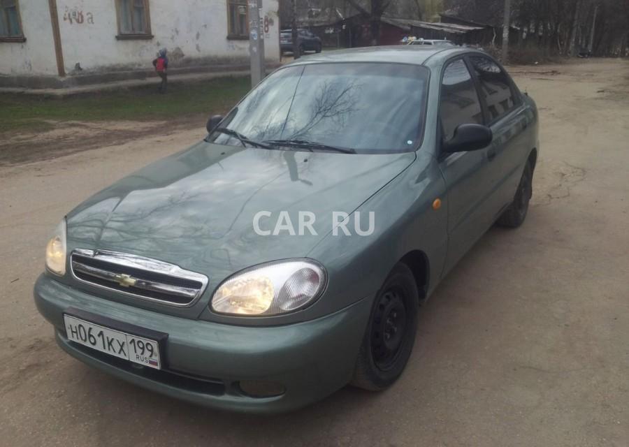 Chevrolet Lanos, Балаково