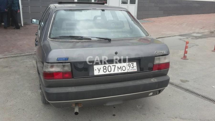 Fiat Croma, Анапа