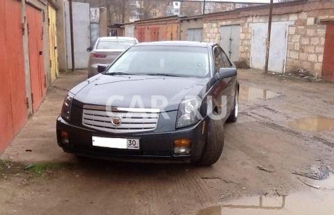 Cadillac CTS, Астрахань