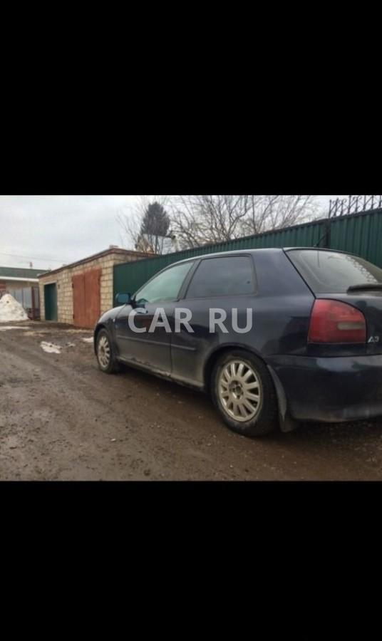 Audi A3, Альметьевск
