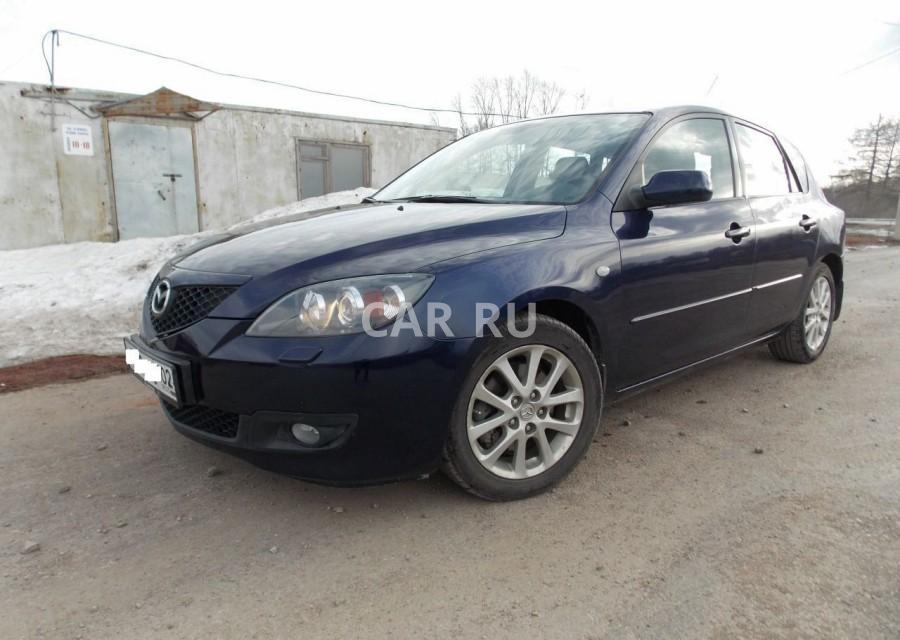 Mazda 3, Белебей