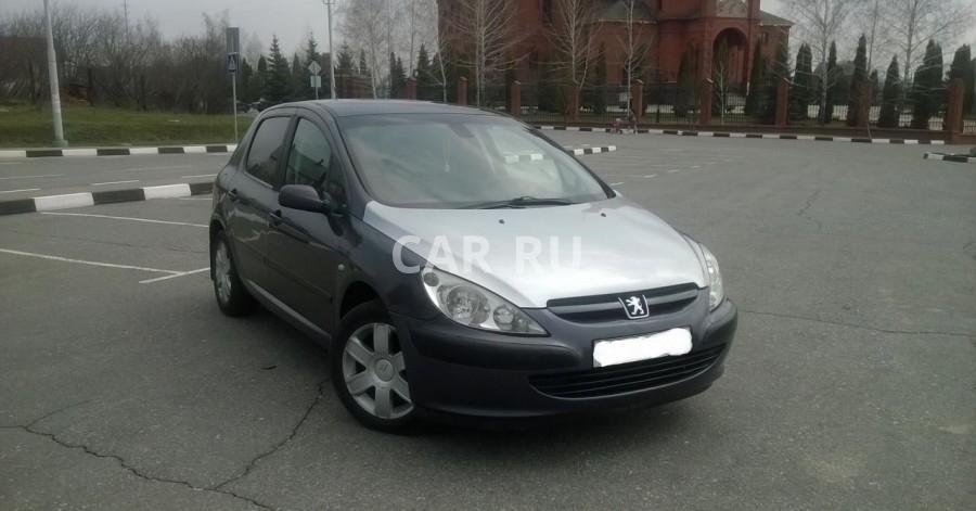 Peugeot 307, Белгород