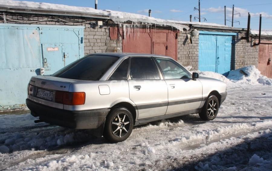 Audi 80, Апатиты