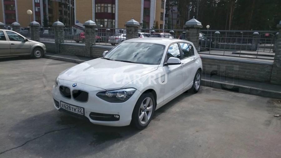 BMW 1-series, Барнаул