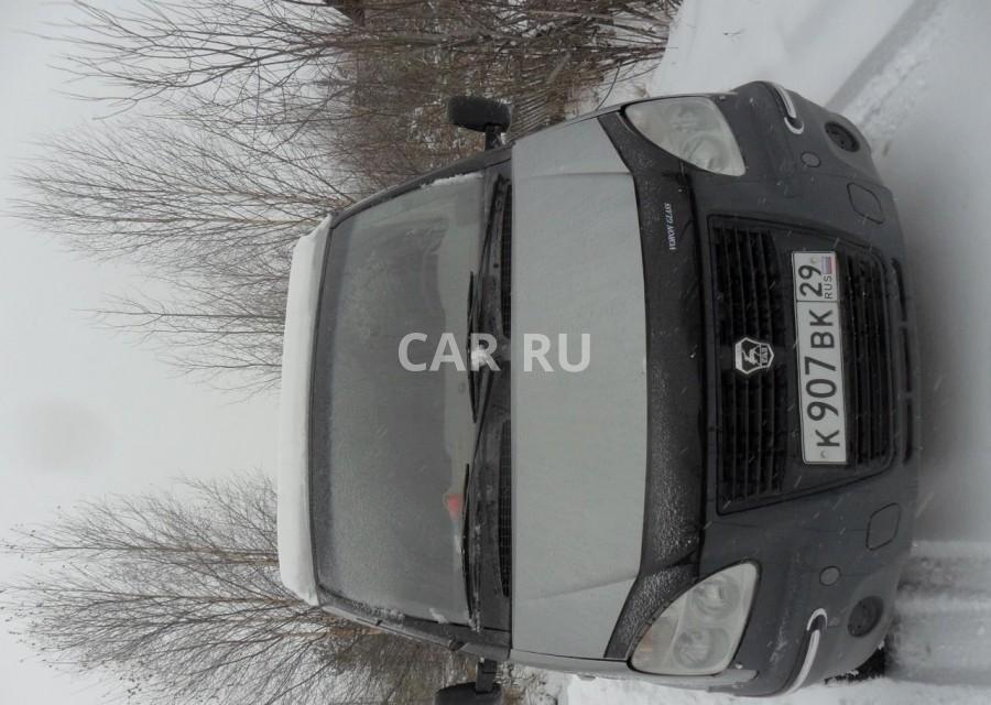 Газ Соболь, Архангельск