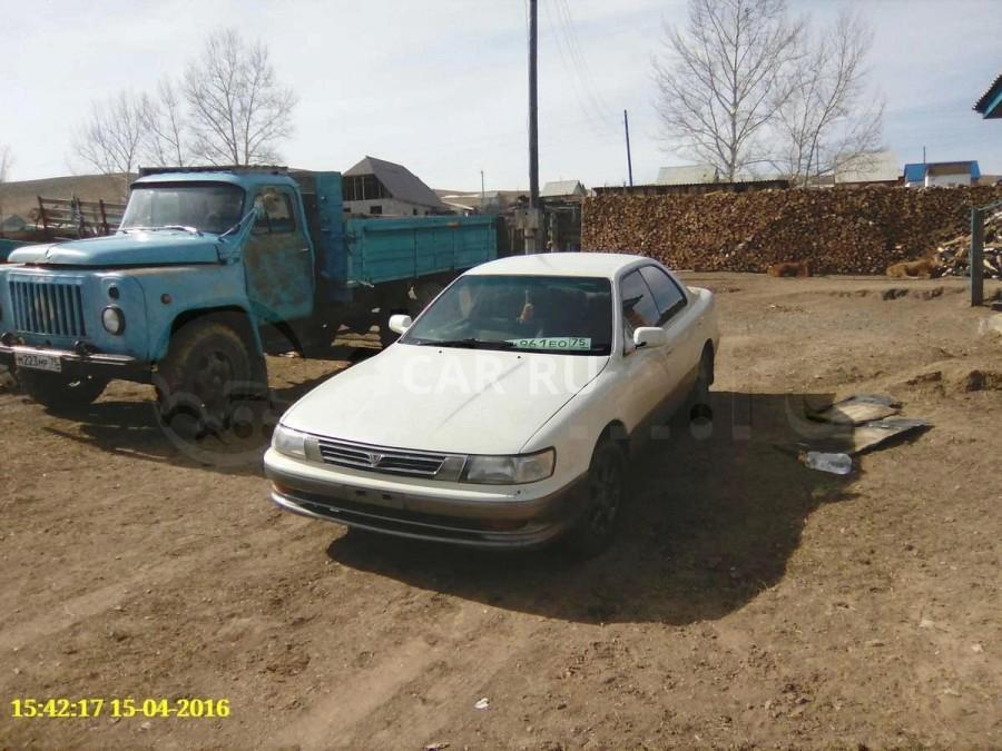 Toyota Vista, Агинское