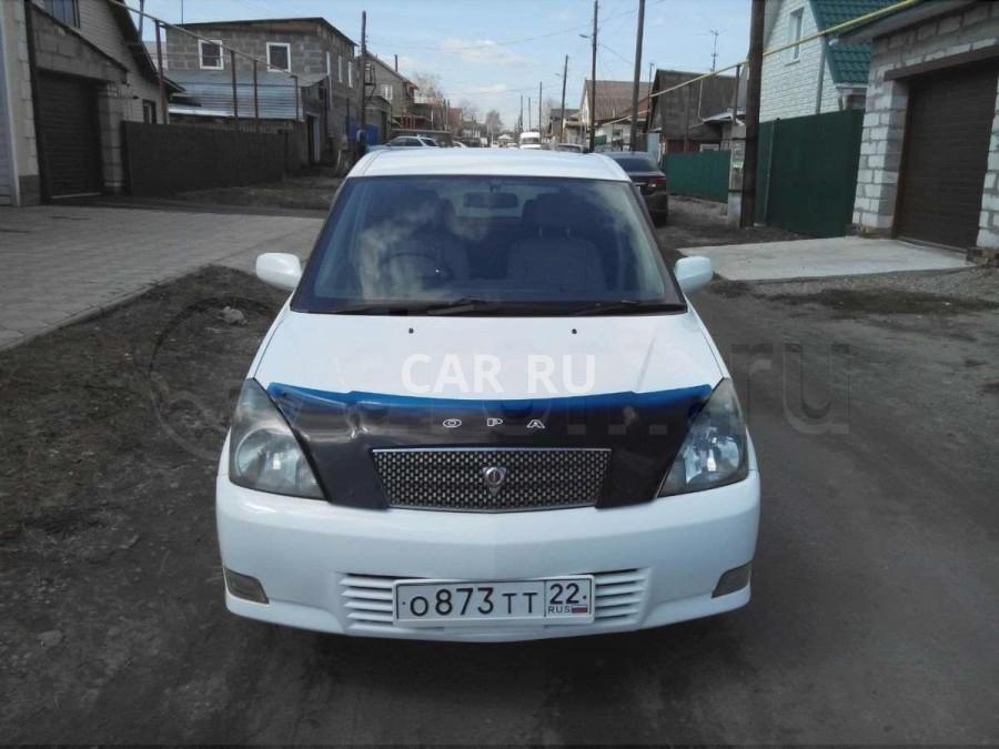 Toyota Opa, Барнаул