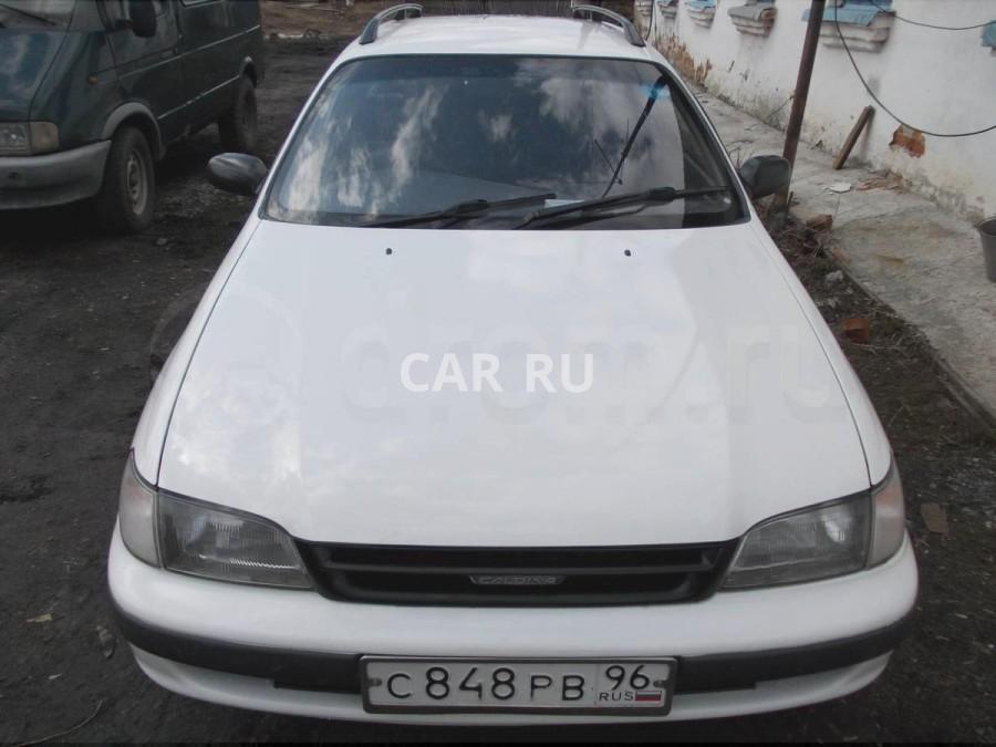 Toyota Caldina, Барнаул