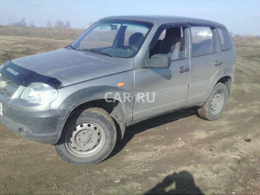 Chevrolet Niva, Анжеро-Судженск