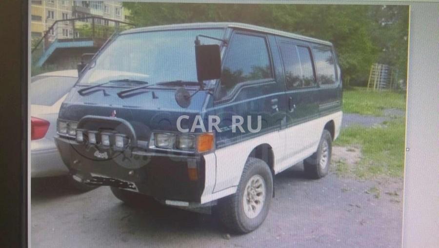 Mitsubishi Delica, Архара