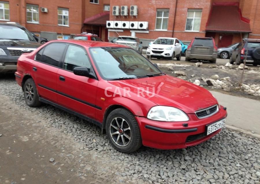 Honda Civic, Архангельск