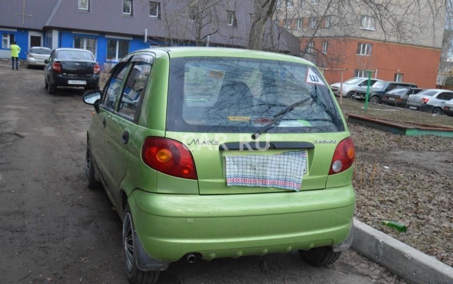 Daewoo Matiz, Альметьевск