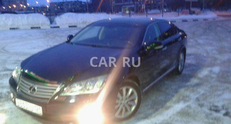 Lexus ES, Ангарск
