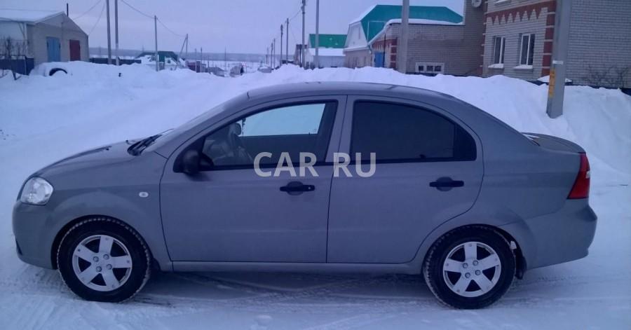 Chevrolet Aveo, Азнакаево