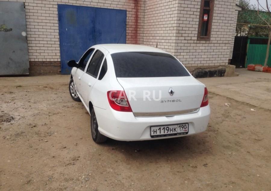 Renault Symbol, Астрахань