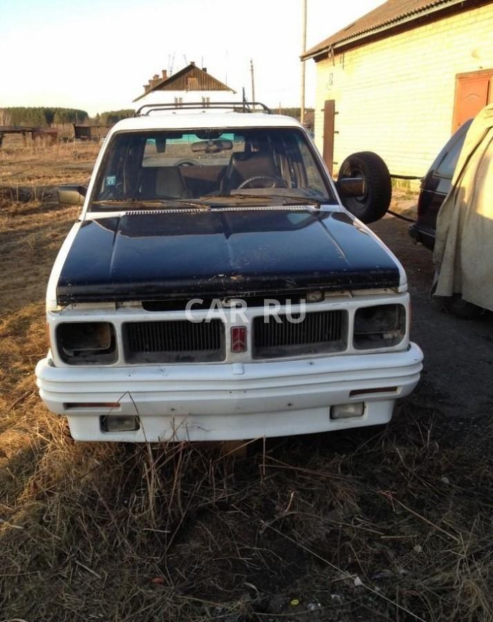 Chevrolet Blazer, Асбест
