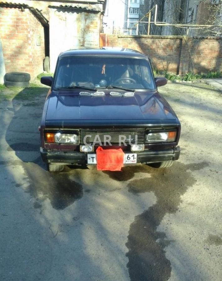 Лада 2105, Азов